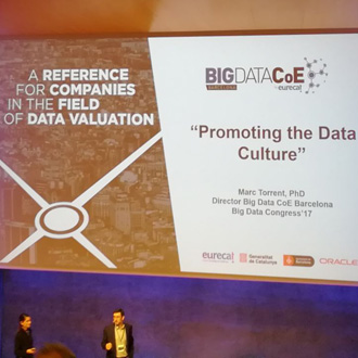 Analítica de negocio en el Big Data Congress de Barcelona
