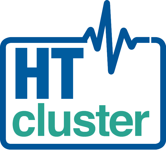 Logo Health Tech Cluster