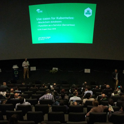 SUSE Expert Days Madrid