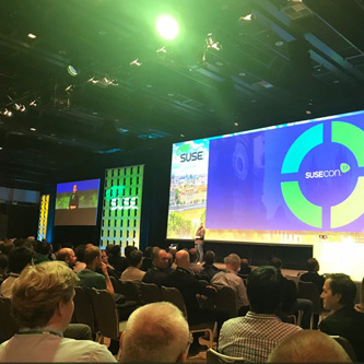 SUSE brings together over 1,500 professionals, partners and clients of its Linux solutions in Prague